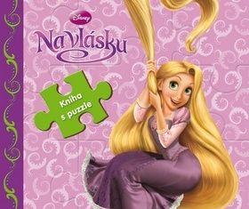 Na vlásku kniha s puzzle cena od 176 Kč