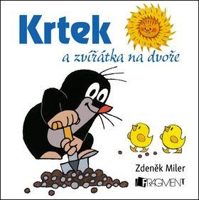 Zdeněk Miler: Krtek a zvířátka na dvoře cena od 60 Kč