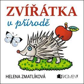 Helena Zmatlíková: Zvířátka v přírodě cena od 53 Kč