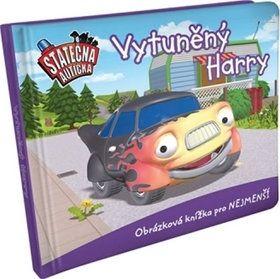 Elin Ferner: Vytuněný Harry - leporelo kniha Statečná autíčka cena od 65 Kč