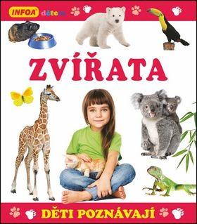 Děti poznávají - Zvířata cena od 128 Kč