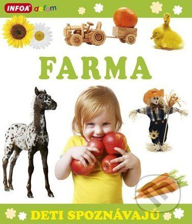 Deti spoznávajú Farma cena od 95 Kč