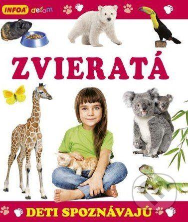 Deti spoznávajú Zvieratá cena od 97 Kč