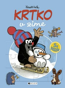 Zdeněk Miler Krtko v zime cena od 284 Kč