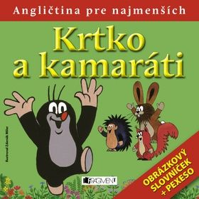 Zdeněk Miler: Krtko a kamaráti cena od 218 Kč