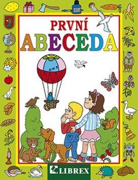 Kolektiv autorů: První abeceda cena od 59 Kč