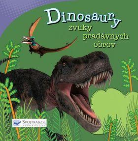 Dinosaury Zvuky pradávnych obrov cena od 260 Kč