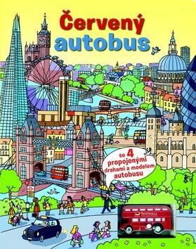Červený autobus cena od 378 Kč