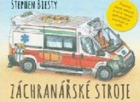 Stephen Biesty: Záchranářské stroje cena od 186 Kč