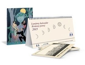 Žofie Kanyzová: Lunárny kalendár Krásnej panej 2015 cena od 267 Kč
