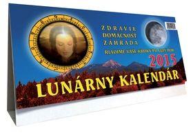 Lunárny kalendár na rok 2015 - stolový kalendár cena od 60 Kč