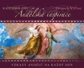 Doreen Virtue: Andělská inspirace cena od 259 Kč