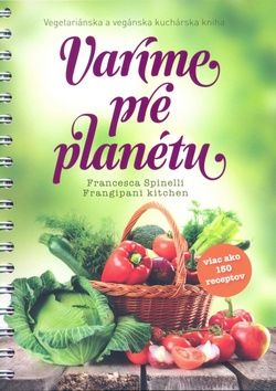 Francesca Spinelli: Varíme pre planétu cena od 465 Kč