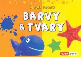 Petrovskaja Olga: Barvy & tvary - Hledej dvojici cena od 95 Kč