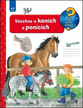 Andrea Erne, Irmgard Eberhard: Všechno o koních a ponících cena od 182 Kč
