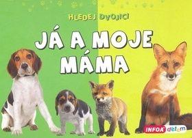 Petrovskaja Olga: Já a moje máma - Hledej dvojici cena od 93 Kč