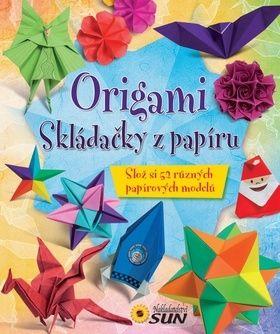 Kolektiv, Torrico Sara: Origami - Skládačky z papíru cena od 227 Kč