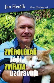 Jan Herčík, Hrachovcová Kateřina: Zvěrolékař léčí, zvířata uzdravují cena od 155 Kč