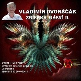 Vladimír Dvorščák: Zbierka básní II. cena od 82 Kč
