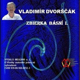 Vladimír Dvorščák: Zbierka básní I. cena od 87 Kč