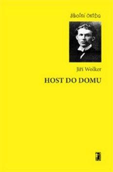 Jiří Wolker: Host do domu cena od 49 Kč