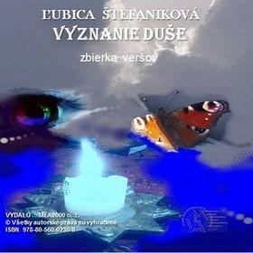 Ľubica Štefaniková: Vyznanie duše cena od 92 Kč