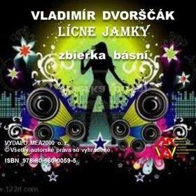 Vladimír Dvorščák: Zbierka básní - Lícne jamky cena od 92 Kč