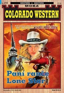 John Kirby: Paní ranče Lone Star cena od 30 Kč