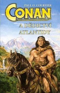 Paul O. Courtier: Conan a dědictví Atlantidy cena od 79 Kč