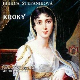 Ľubica Štefaniková: Kroky cena od 113 Kč