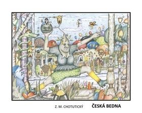 Z. M. Chotutický: Česká bedna cena od 67 Kč