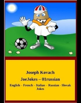 Joseph Kovach: JoeJokes-01russian cena od 40 Kč