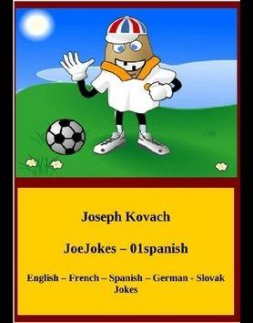 Joseph Kovach: JoeJokes-01spanish cena od 40 Kč