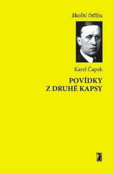 Karel Čapek: Povídky z druhé kapsy cena od 49 Kč