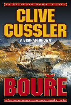 Clive Cussler, Graham Brown: Bouře cena od 227 Kč