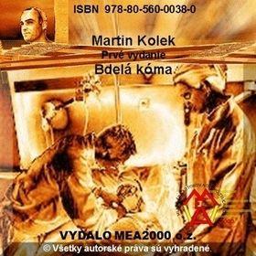 Martin Kolek: Bdelá kóma cena od 87 Kč
