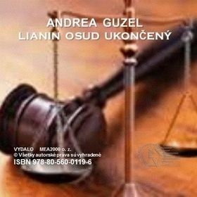 Andrea Guzel: Lianin osud ukončený cena od 113 Kč