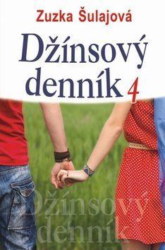 Zuzana Šulajová: Džínsový denník 4 cena od 189 Kč