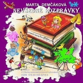 Marta Demčáková: Nevšedné rozprávky cena od 102 Kč