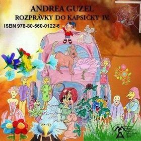 Andrea Guzel: Rozprávky do kapsičky IV. cena od 123 Kč