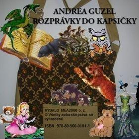 Andrea Guzel: Rozprávky do kapsičky I. cena od 102 Kč
