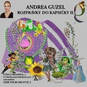 Andrea Guzel: Rozprávky do kapsičky II. cena od 108 Kč