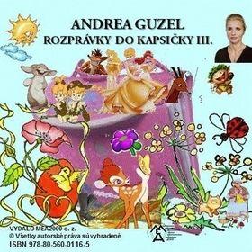 Andrea Guzel: Rozprávky do kapsičky III. cena od 113 Kč