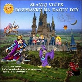 Slavoj Vlček: Rozprávky na každý deň cena od 123 Kč
