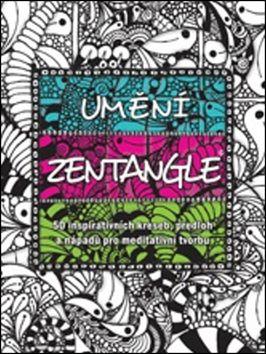 Umění Zentangle cena od 225 Kč
