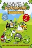 Angry Birds Playground - Super masky cena od 19 Kč