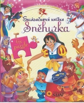 Marcela Grez, Javier Inajara: Sněhurka - Skládačková knížka cena od 98 Kč