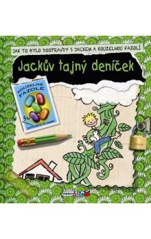 Kees Moerbeek: Jackův tajný deníček - Jak to bylo doopravdy s Jackem a kouzelnou fazolí cena od 33 Kč
