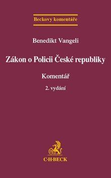 Benedikt Vangeli: Zákon o Policii České republiky Komentář cena od 842 Kč