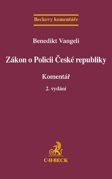 Benedikt Vangeli: Zákon o Policii České republiky cena od 842 Kč